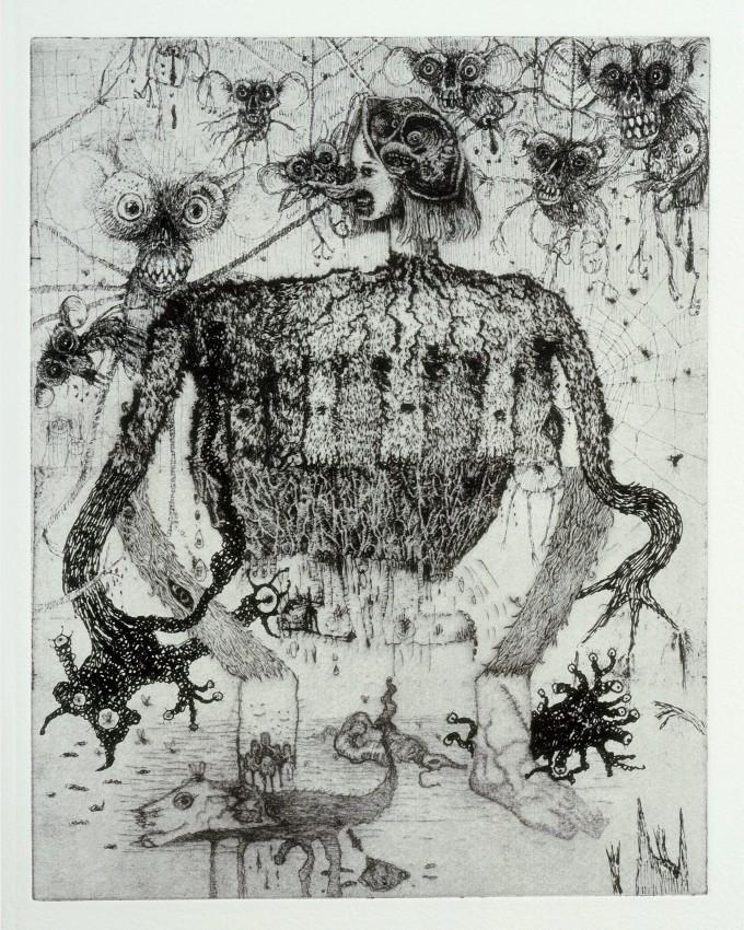 Exquisite Corpse (Rotring Club) VI