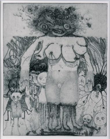 Exquisite Corpse (Rotring Club) XX