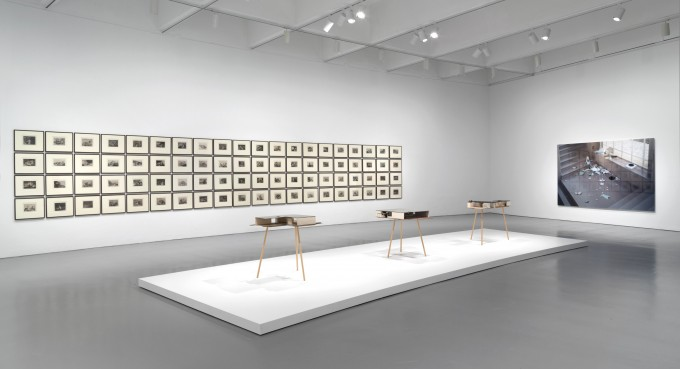 installation shot. Photo: Cathy Carver. Courtesy Hirshhorn Museum, Washington D.C