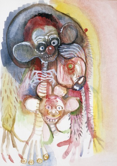 McWatercolour (Clown)