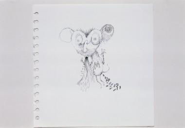Television Drawing 24