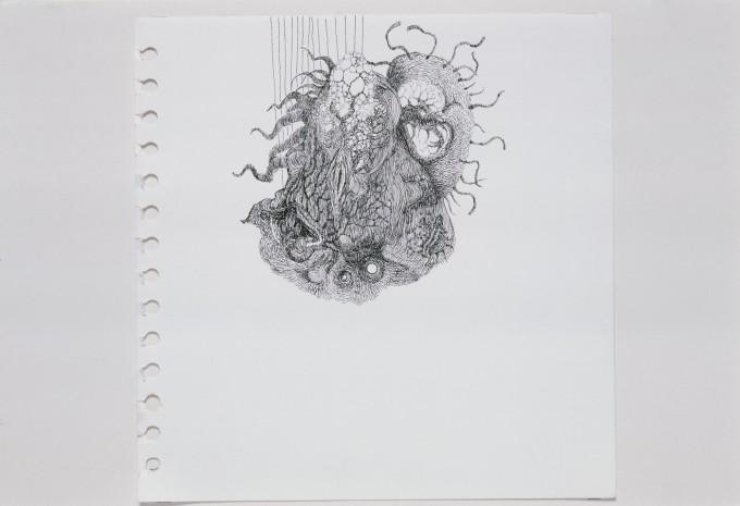 Television Drawing 26