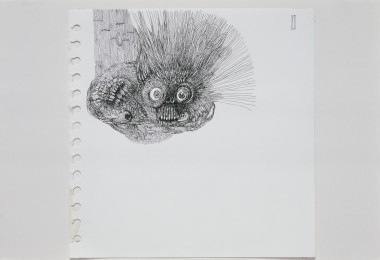 Television Drawing 28