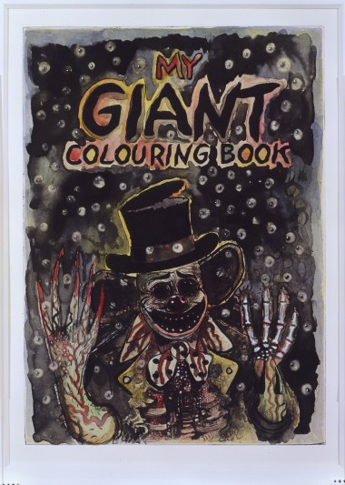 My Giant Colouring Book I (no.1)