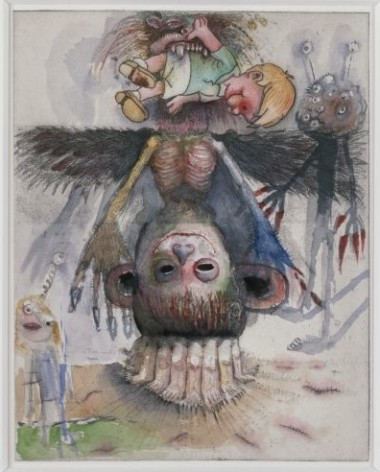 Exquisite Corpse III #3
