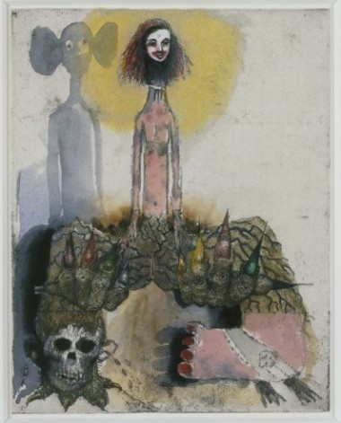 Exquisite Corpse III #12