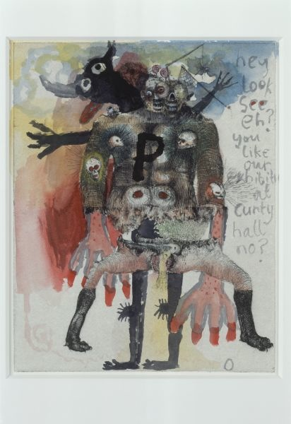Exquisite Corpse III #14