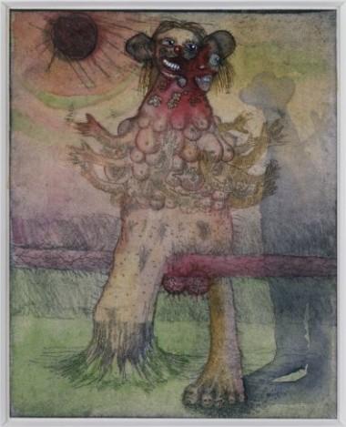 Exquisite Corpse III #16