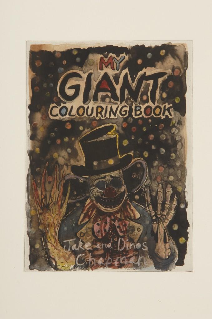 My Giant Colouring Book III