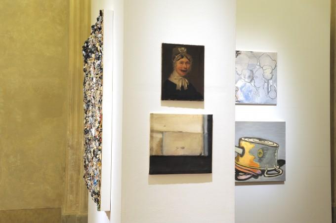 Installation shot, Galleria Marabini, Bologna