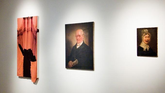 Installation shot, Galleria Marabini, Milan